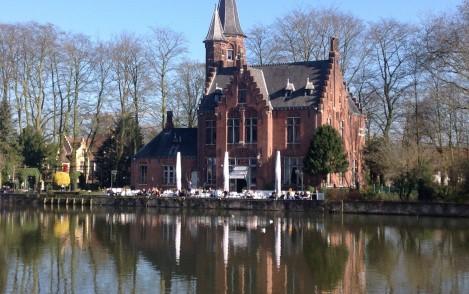 kerk oostende